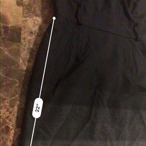 ANTONIO MELANI Dresses - Antonio Melani dress black  gray ombré size 10